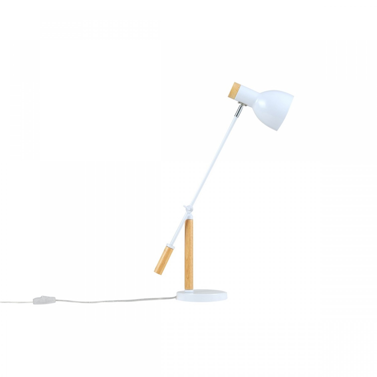 Lampe Scandinave blanche