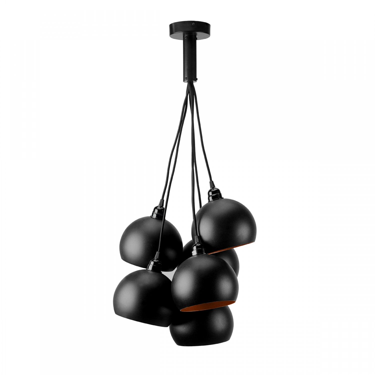 Suspension grappe 6 têtes